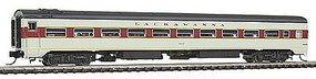 Rapido The Panorama Line(TM) Coach Assembled, Lighted, w/Micro-Trains Couplers Lackawanna #319 - N-Scale