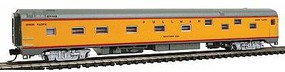 Rapido The Panorama Line(TM) Duplex Sleeper, Assembled, Lighted, MT Couplers Union Pacific Western Sea - N-Scale