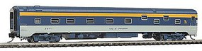 Rapido The Panorama Line(TM) Duplex Sleeper, Assembled, Lighted, Micro-Trains Coupl Chesapeake & Ohio (City Of Charleston) - N-Scale
