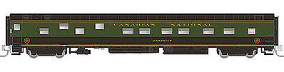 Rapido Trains Inc. Sleeper Canadian National Eldorado -- N Scale Model Train Passenger Car -- #501130