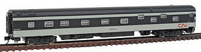 Rapido Sleeper Canadian National Edmonton N Scale Model Train Passenger Car #501131