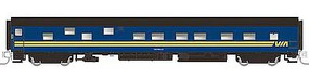 Rapido Dplx Sleeper Viarc Edwardvil N Scale Model Train Passenger Car #501137
