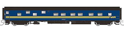 Rapido Trains Inc. Dplx Sleeper Viarc Elmsdale -- N Scale Model Train Passenger Car -- #501138