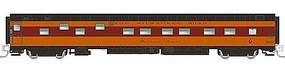 Rapido Sleeper MILW Zumbro River N Scale Model Train Passenger Car #501150