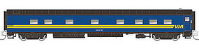 Rapido 10-5 Sleeper VIA #2025 - N-Scale