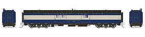 Rapido 73 Bagg-Exp Baltimore & Ohio #664 N Scale Model Train Passenger Car #506006