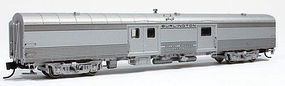 Rapido 73 Bagg-Exp Chicago Burlington & Quincy #999 N Scale Model Train Passenger Car #506014