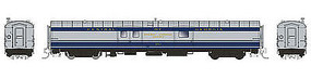 Rapido 73 Bagg-Exp Central of GA #454 N Scale Model Train Passenger Car #506017
