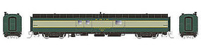 Rapido 73 Bagg-Exp Erie #215 N Scale Model Train Passenger Car #506024