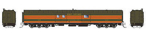 Rapido 73 Bagg-Exp Great Northern #201 N Scale Model Train Passenger Car #506027