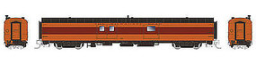 Rapido 73 Bagg-Exp MILW No # - N-Scale