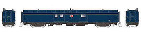 Rapido 73 Bagg-Exp Missouri Pacific #264 N Scale Model Train Passenger Car #506036