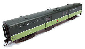 Rapido 73 Bagg-Exp Northern Pacific #224 N Scale Model Train Passenger Car #506043
