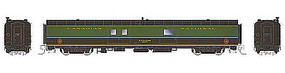 Rapido 73 Bagg-Exp Canadian National #9277 N Scale Model Train Passenger Car #506501