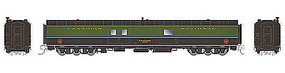 Rapido 73 Bagg-Exp Canadian National #9186 N Scale Model Train Passenger Car #506507