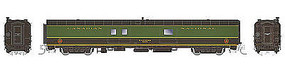 Rapido 73 Bagg-Exp Canadian National #9232 N Scale Model Train Passenger Car #506514