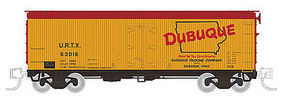 Rapido Meat Reefer URTX #2 (4) N Scale Model Train Freight Car #521008