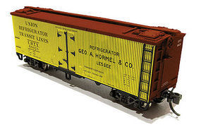 Rapido 37 GARX Meat Reefer HOR (4) N Scale Model Train Freight Car #521017