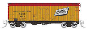 Rapido Meat Reefer KGNX #2 (4) N Scale Model Train Freight Car #521021