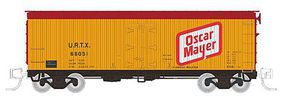 Rapido 37 GARX Meat Reefer OM (4) N Scale Model Train Freight Car #521029