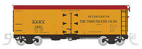 Rapido 37 GARX Meat Reefer TOB (4) N Scale Model Train Freight Car #521039