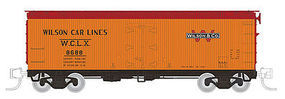 Rapido 37 GARX Meat Reefer WIL (4) N Scale Model Train Freight Car #521044