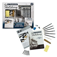 Royal-Brush Sketching Art Set Drawing Kit #ais-101