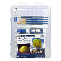 Royal-Brush Small Acrylic Clearview Painting Kit #ais-acr3103