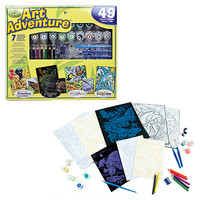 Royal-Brush Art Adventure Super Value Set Drawing Kit #avs-101