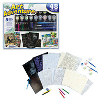 Royal-Brush Art Adventure Super Value Set Drawing Kit #avs-102