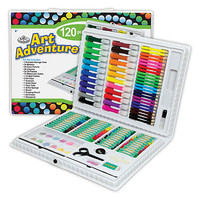 Royal-Brush Art Adventure 120pc Set Drawing Kit #avs-531
