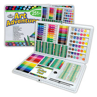 Royal-Brush Art Adventure 251pc Set Drawing Kit #avs-532