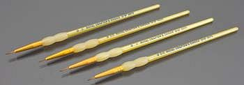 Royal Brush Manufacturing Sable Detail Liner and Detail Brushes -- Paint Brushes -- #cc205