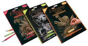 Royal-Brush Engraving Art Combo Value Pack (6)