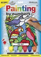 Royal-Brush My 1st PBN Birds 9X12 Paint By Number Kit #mfp7