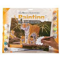 Royal-Brush PBN JR Large Maternal Watch Paint By Number Kit #pjl39