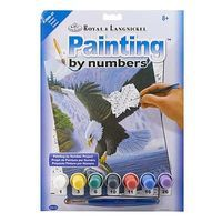 Royal-Brush PBN JR Small Sanctuary Paint By Number Kit #pjs86