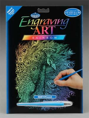 foil engraving art instructions