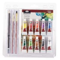 Royal-Brush Watercolor Painting Clamshell Watercolor Paint #rart-2005