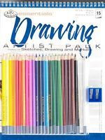 Royal-Brush Drawing Artist Pack Drawing Kit #rd504