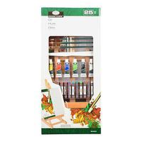 Royal-Brush SM H Easel Oil Painting Oil Paint Set #rea5306