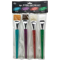Royal-Brush 4pc Jumbo Brush Set