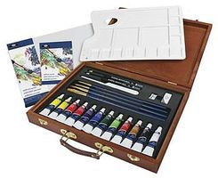 Royal-Brush Acrylic Painting Wooden Box Art Set Paint By Number Kit #rset-acr2030