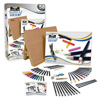 Royal-Brush Learn To Sketch/Draw Set Drawing Kit #rset-lt102