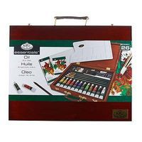 Royal-Brush Oil Painting Wooden Box Art Set Oil Paint Set #rset-oil2030