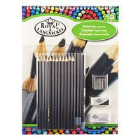 Royal-Brush 9x12 Sketching Pad Set Drawing Kit #rtn-108