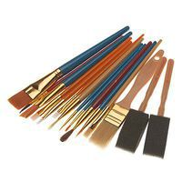 Royal-Brush 15pc Craft Brush Set