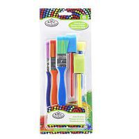 Royal-Brush 6pc Variety Brush Set