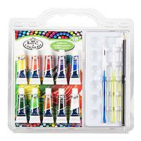 Royal-Brush Acrylic Painting Clamshell Paint By Number Kit #rtn-144