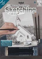 Royal-Brush Sketch Easy Chapel Drawing Kit #skbn8
